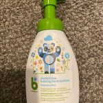 Babyganics Alcohol-Free Foaming Hand Sanitizer-Nice hand sanitizer-By sameera_pathan