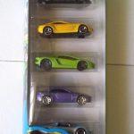 Hotwheels 5 Car Pack-Nice hot wheels car-By