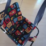 Mothertouch 2 In 1 Swing With Safety Harness Teddy Print-Nice swing-By sameera_pathan