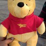 Disney Lazy Pooh Soft Toy-Cute pooh-By