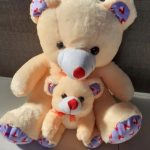 Deals India Mother Baby Teddy-Cute mother teddy-By sameera_pathan