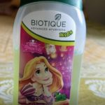 Biotique Bio Disney Princess Baby Tear Proof Shampoo-Mild shampoo-By sameera_pathan