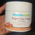 Mamaearth Onion Hair Mask-Nice hair mask-By sameera_pathan