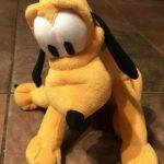 Disney Pluto Soft Toy-Pluto-By