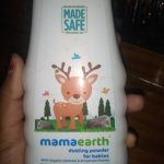 Mamaearth Talc Free Organic Dusting Powder for Babies, Arrowroot and Oat Starch-Nice powder-By sumi