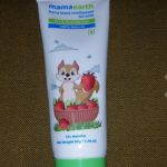 Mamaearth Baby's Natural Berry Blast Toothpaste-Mamaearth toothpaste-By