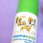 Mamaearth Nourishing Hair & Massage oil-Nice massage oil from mamaearth-By sameera_pathan