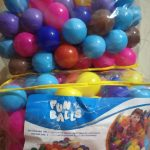 Webby Plastic Balls Set-Colorful balls to play-By keerthisiva91