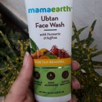 Mamaearth Ubtan Facewash For Tan Removal-Best facewash for tan removal-By swatinayak