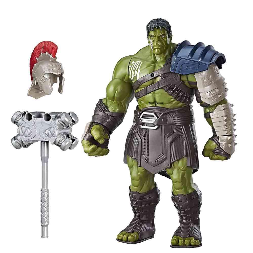 Marvel Thor Ragnarok Interactive Gladiator Hulk
