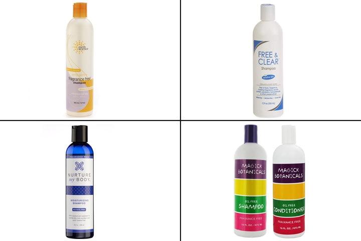 10 Best Fragrance-Free Shampoo