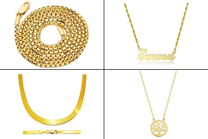 10 Best Gold Chains To Buy In 2020-1