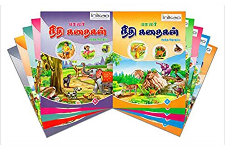 10 sets of story books for children