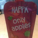 Happa Organic Apple Puree-Apple puree-By amarjeet