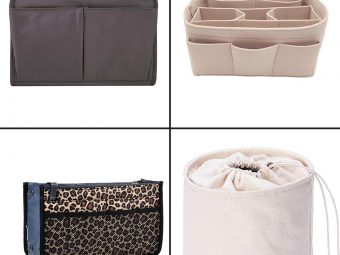 11 Best Handbag Organizers Of 2020