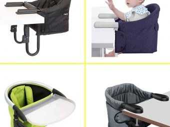 11 Best Hook On High Chairs In 2020