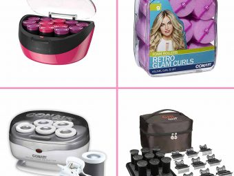 11 Best Hot Rollers For Thick Hair, In 2021