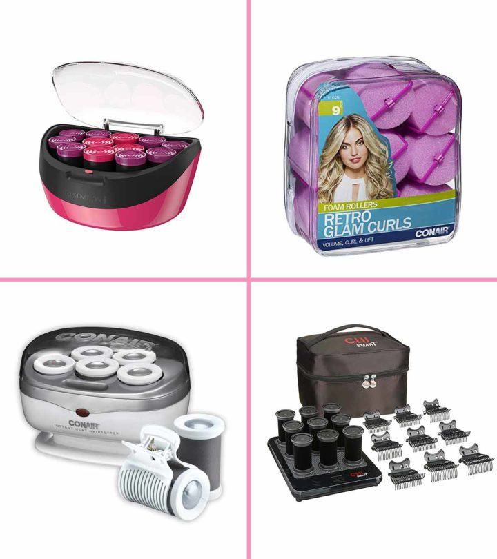11 Best Hot Rollers For Thick Hair, In 2020
