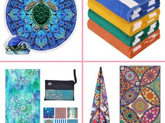 12 Best Beach Towels To Buy In 2021