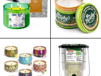 13 Best Citronella Candles In 2021