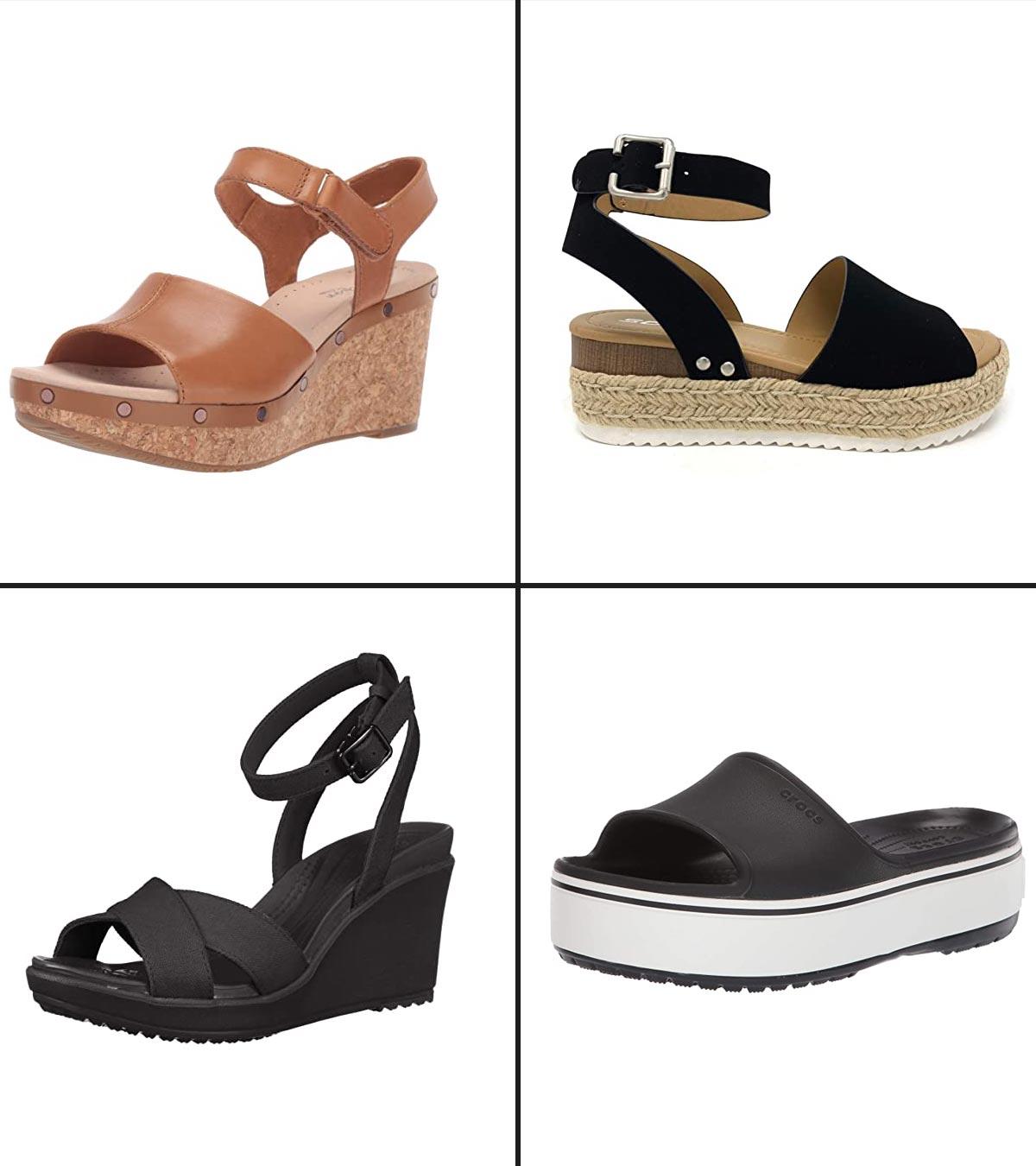 13 Best Platform Sandals for Women In 2020