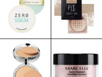 13 Best Powders For Oily Skin In 2020