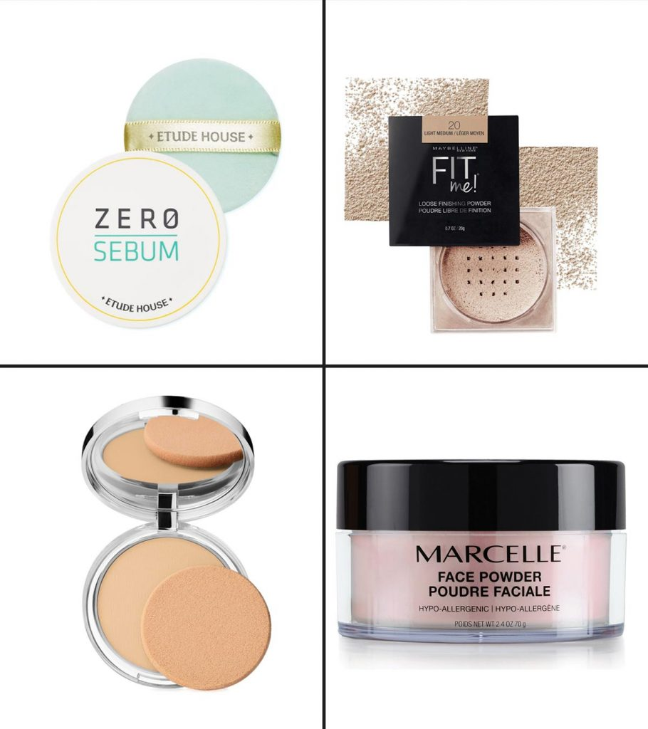 13 Best Powders For Oily Skin Of 2021
