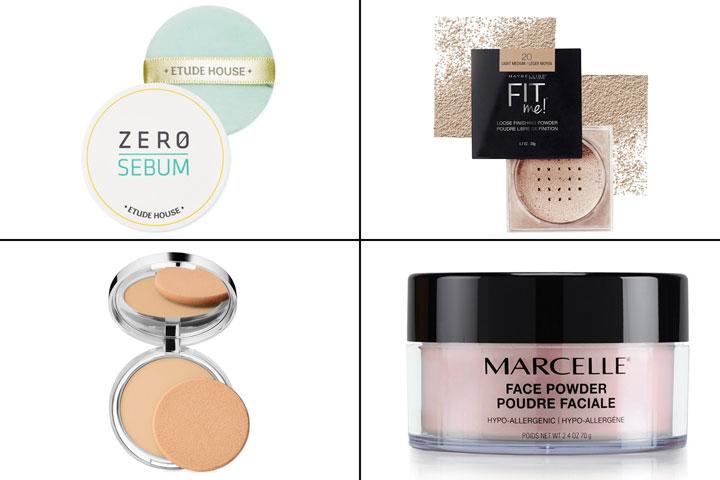 13 Best Powders For Oily Skin In 2020