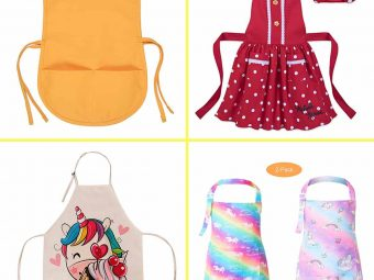 13 Best Aprons For Kids In 2020