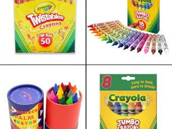 15 Best Crayons For Toddlers In 2020