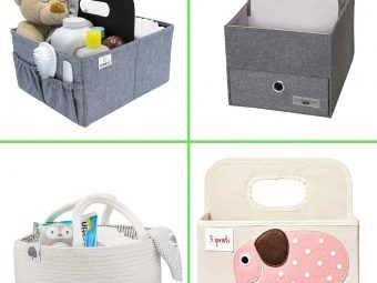 15 Best Diaper Caddies Of 2020