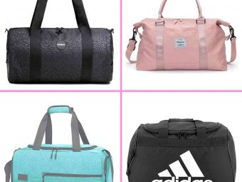 15 Best Gym Bags For Women In 2021