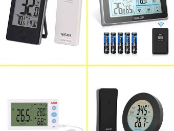 15 Best Indoor Outdoor Thermometers In 2020