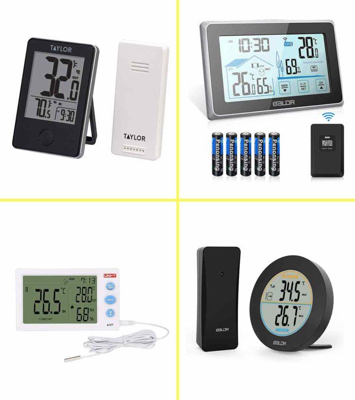 15 Best Indoor Outdoor Thermometers In 2020