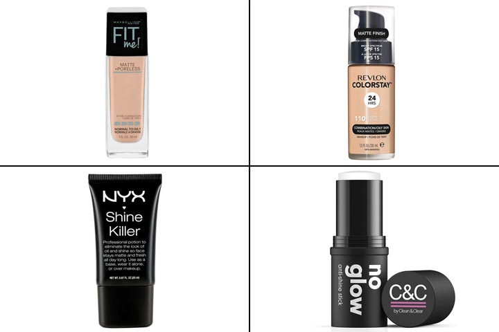 15 Best Makeup Products For Oily Skin In 2020