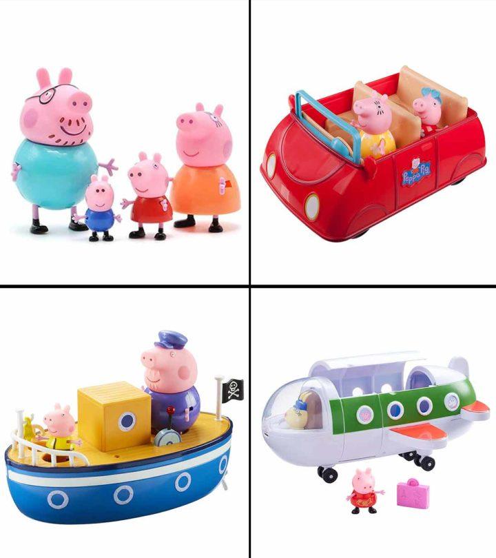 15 Best Peppa Pig Toys In 2020