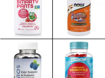 15 Best Probiotics For Kids of 2021