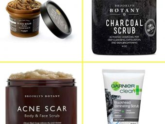 17 Best Blackhead Scrubs To Buy In 2021