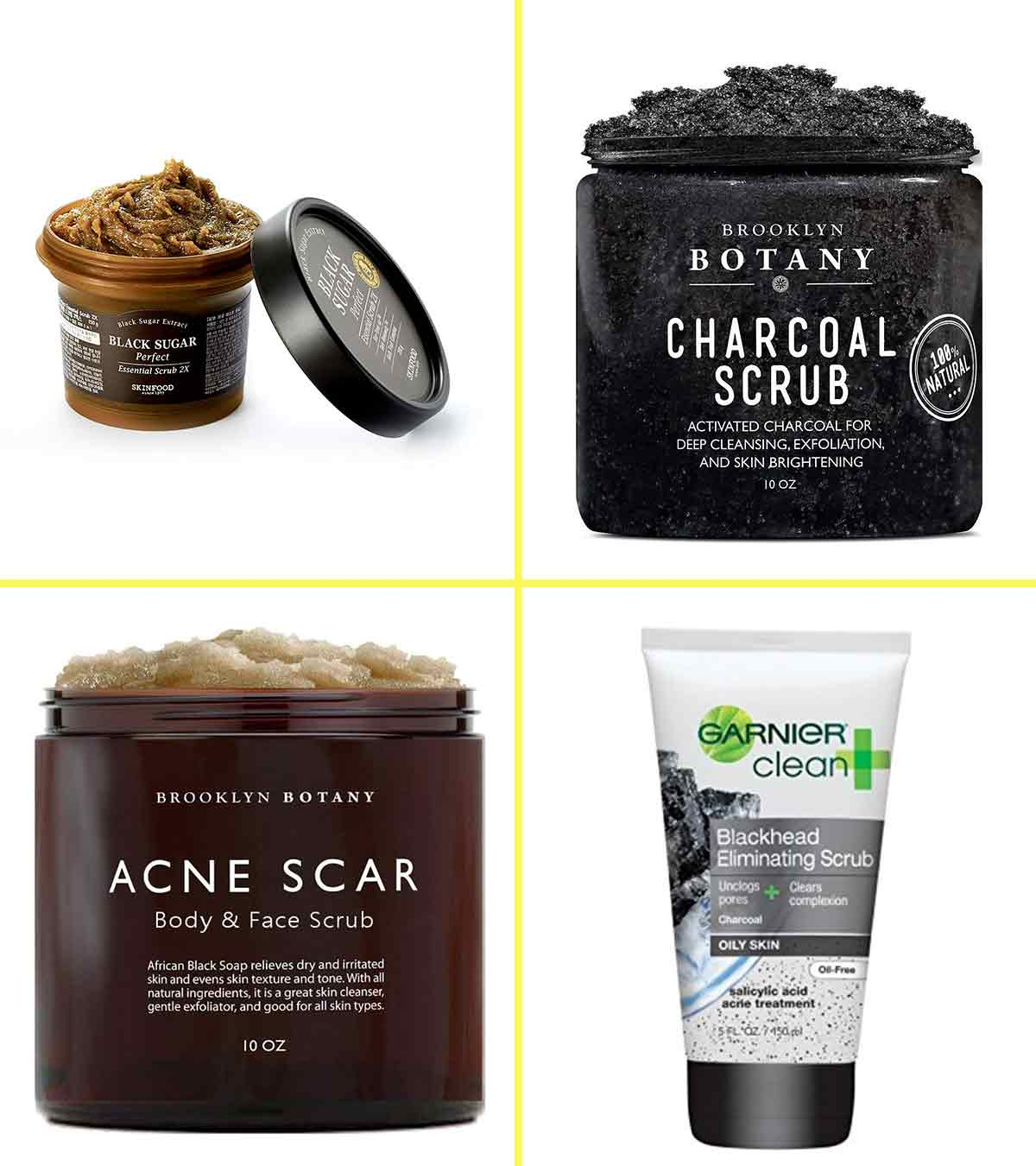 17 Best Blackhead Scrubs Of 2020