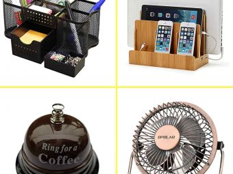 17 Best Desk Accessories In 2020