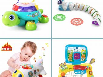 17 Best Electronic Toys For Toddlers In 2020