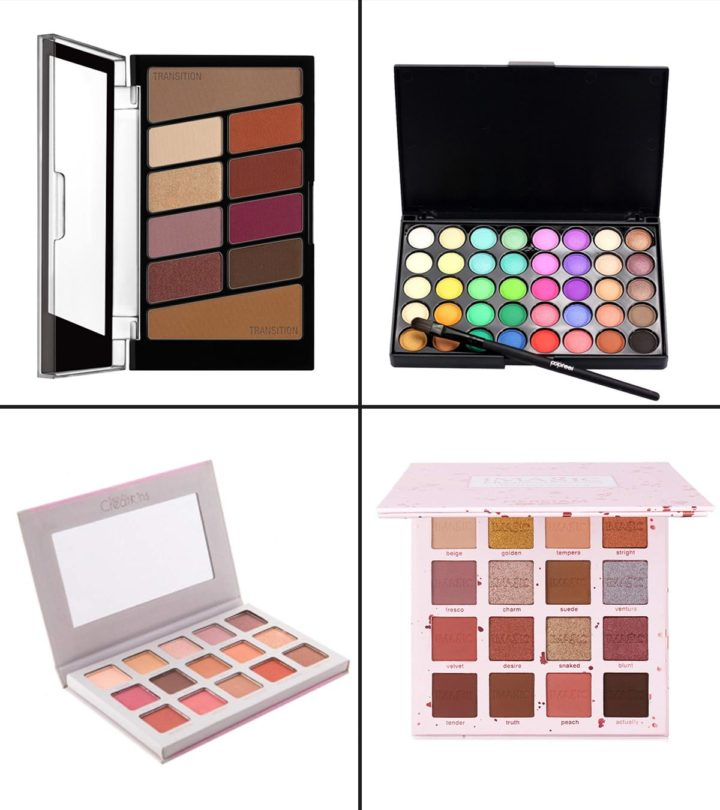 17 Best Eyeshadow Palettes For 2020-1
