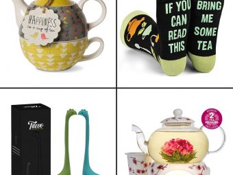 20 Best Gifts For Tea Lovers In 2020