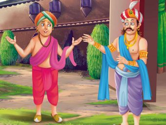 20 Funny And Witty Tenali Rama Stories In English, For Kids