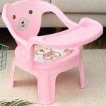 Kretix Plastic Sound Pop N Up Baby Chair-Kretix-By rajeswaritcode