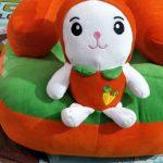 RVA Soft Plush Baby Rabbit Shape Cushion Sofa Seat-Rva-By rajeswaritcode