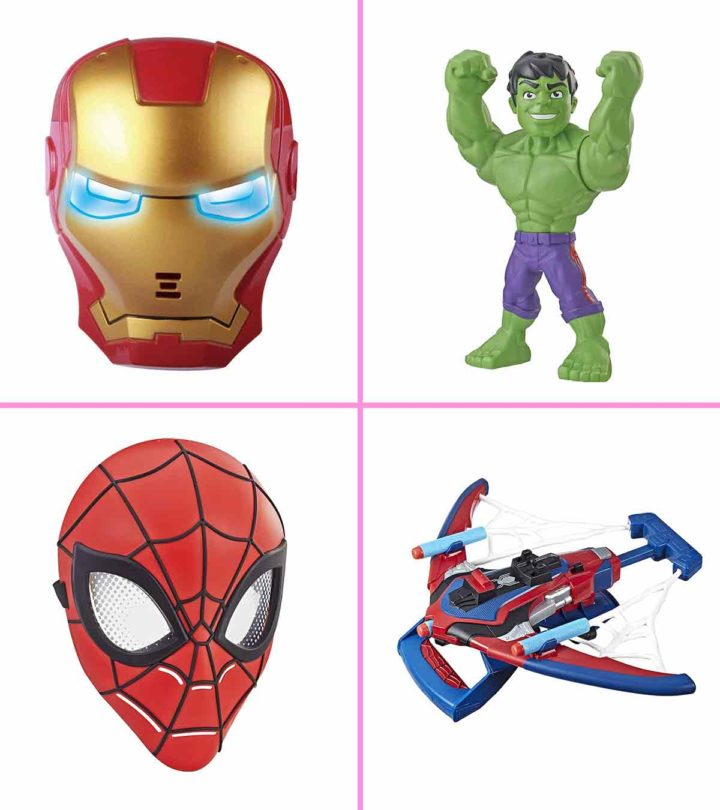 Best Marvel Toys To Buy In 2020