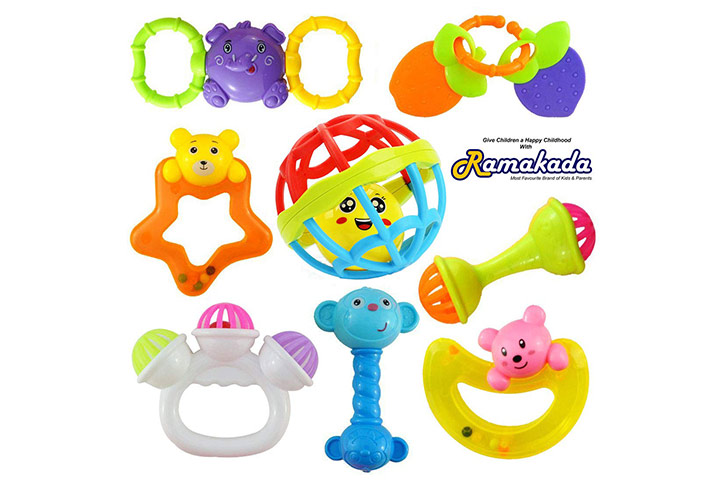 3 Months Baby Toys To Buy In 2020