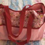 Sapphire Diaper Bag Bear Print-Sapphire diaper bag-By amarjeet