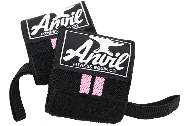 ANVIL Women's Wrist Wraps